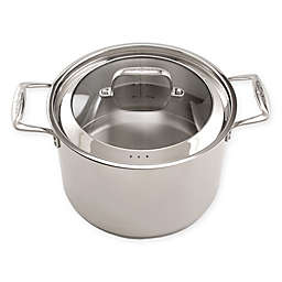Chef's Design® Simmer Pro® Stainless Steel Covered Stock Pot
