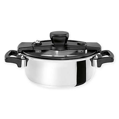 Chef's Design® Sizzle Stainless Steel Low Pressure Cooker