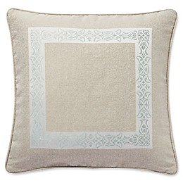 Waterford® Gwyneth European Pillow Sham in Pale Blue