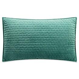 Bridge Street Monroe 12-Inch x 20-Inch Throw Pillow in Teal