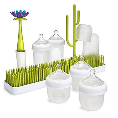 Boon NURSH® BUNDLE™ Bottles & Accessories Starter Set in White