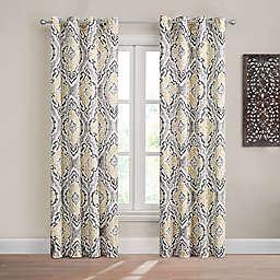Design Solutions Caleb Grommet Light-Filtering Window Curtain Panel