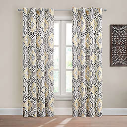 Design Solutions Caleb Grommet Light-Filtering Window Curtain Panel