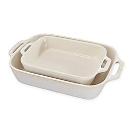 Staub® 2-Piece Rectangular Baking Dish Set