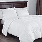 Puredown All Season Down Alternative King Comforter in White