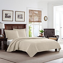 Tommy Bahama® Solid 3-Piece Reversible Quilt Set