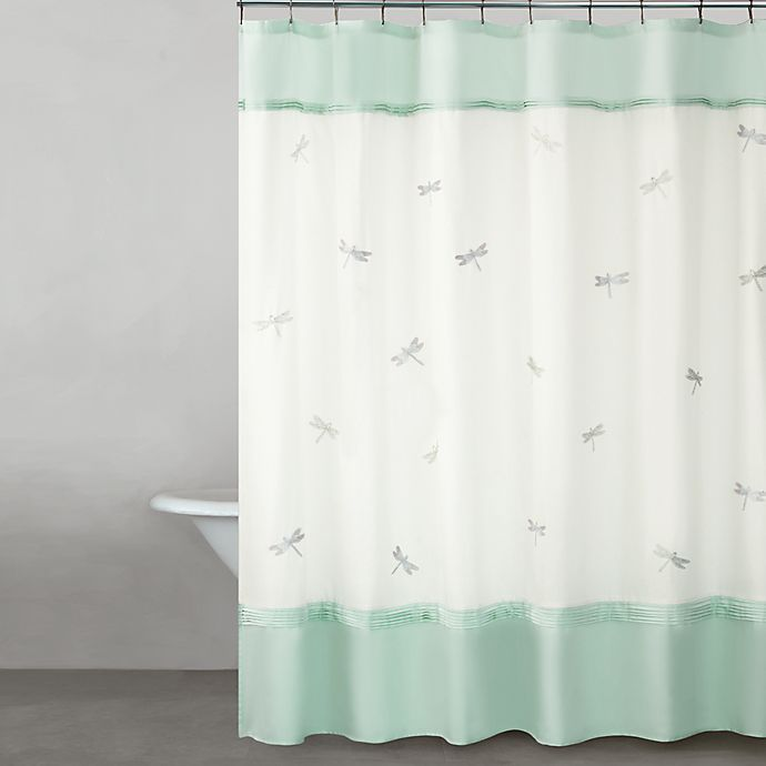 Kate Spade New York Dragonfly Drive 72 X Shower Curtain