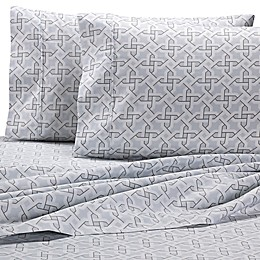 Wamsutta® Geo 625-Thread-Count PimaCott® Sheet Set