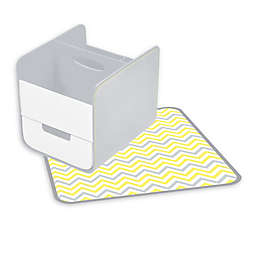 b. box® Diaper Caddy in Mellow Lellow