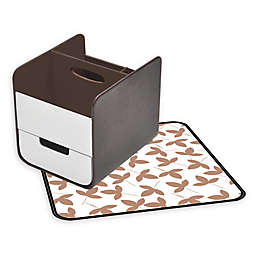 b. box® Diaper Caddy in Choc Chip