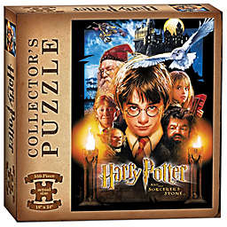 Harry Potter and the Sorceror's Stone 550-Piece Puzzle