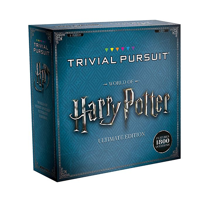 Alternate image 1 for Trivial Pursuit®: World of Harry Potter Ultimate Edition