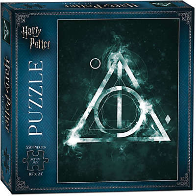 Harry Potter: The Deathly Hallows 550-Piece Puzzle