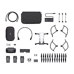 DJI Mavic Air Fly More Combo in Arctic White