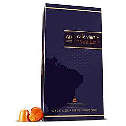 Café Vianté® 60-Count Brasil Ristretto Fortissomo Espresso Capsules