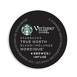 Starbucks® Verismo™ 12-Count True North Blend Brewed Coffee Pods
