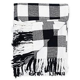 Franklin Buffalo Check Cotton Throw Blanket