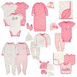 0a860e6a5ee36 Gerber reg  Organic Girl s Hello Bunny Style Collection
