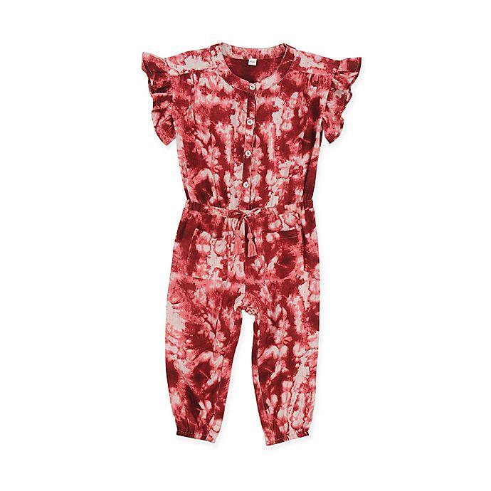 a97b92e1f6d0 Jessica Simpson Tie-Dye Romper in Pink