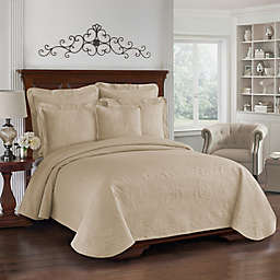 Historic Charleston Collection Matelasse Coverlet