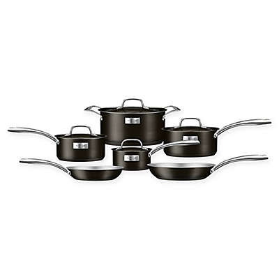 Fleischer & Wolf® London Stainless Steel 10-Piece Cookware Set