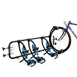 Advantage SportsRack 4-Bike Truck Bed Bike Rack in Black