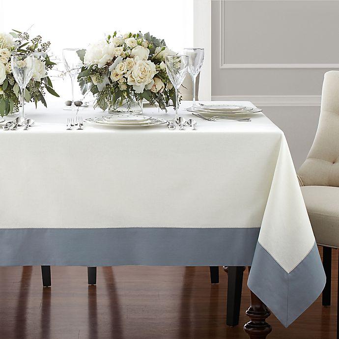 Alternate image 1 for Wamsutta® Bordered Table Linens