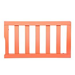 Dream On Me Universal Convertible Crib Guard Rail in Coral