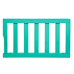 Dream On Me Universal Convertible Crib Guard Rail in Emerald