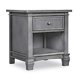 evolur™ Cheyenne Night Stand in Stone Grey