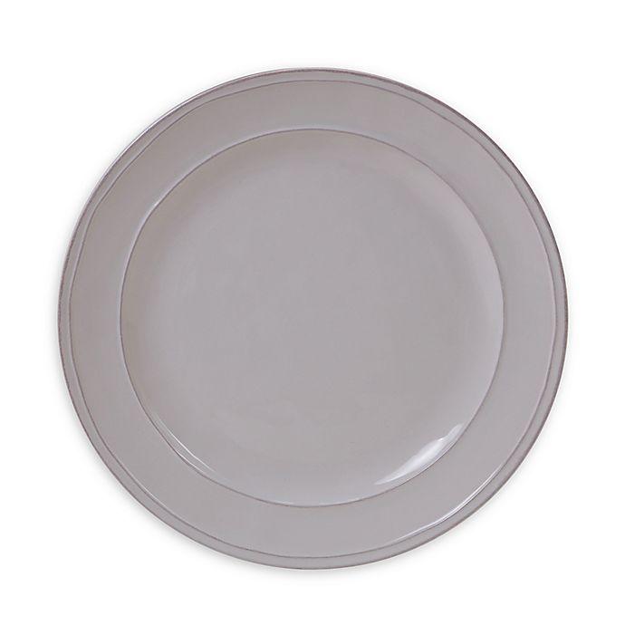 Alternate image 1 for Certified International Orbit Dinner Plates in Cream (Set of 6)