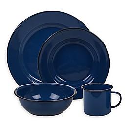 Certified International Enamelware Dinnerware Collection