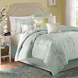 Athena 7-Piece Jacquard Comforter Set