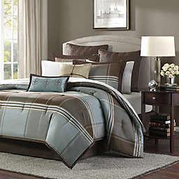 Lincoln Square 8-Piece Comforter Set