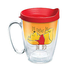 Tervis® Disney® Pooh I'd Rather Be in Bed 16 oz. Wrap Mug Tumbler with Lid