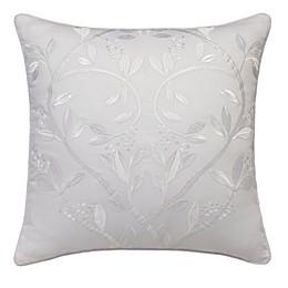 Ted Baker London Highgrove Embroidered Trellis Throw Pillow