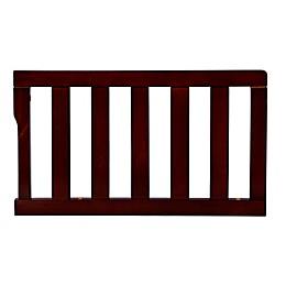 Dream On Me Universal Convertible Crib Guard Rail in Mocha