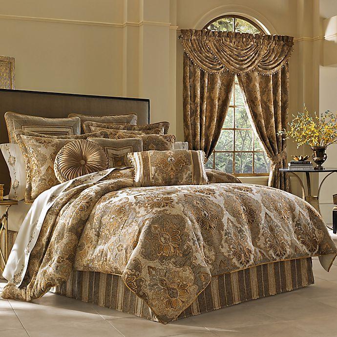 Alternate image 1 for J. Queen New York™ Bradshaw Comforter Set