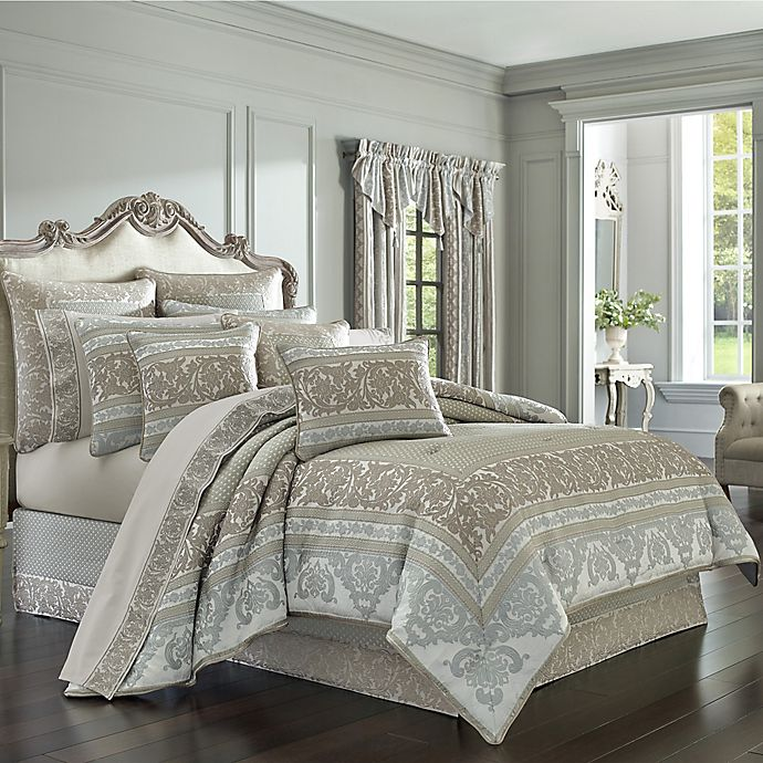 Alternate image 1 for J. Queen New York™ Monticello Comforter Set