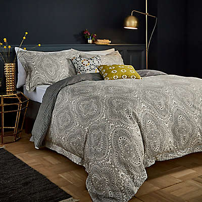 Bedeck  Ziba Reversible Duvet Cover Set