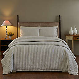 Amity Home Brendon Queen Duvet Cover in Natural