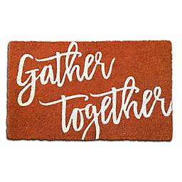 Gather Together Door Mat