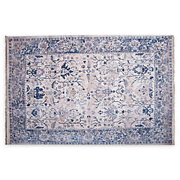 Home Dynamix Rutherford 2'4 x 4' Area Rug in Ivory