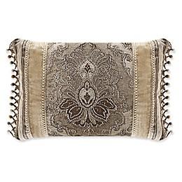 J. Queen New York™ Bradshaw Boudoir Throw Pillow in Natural