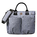 RYCO™ Syki Collection Britney Diaper Bag in Grey