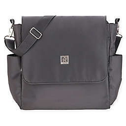 RYCO™ Syki Collection Backpack Diaper Bag in Black