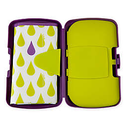 b. box® Diaper Wallet in Splish Splash