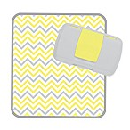 b. box® Diaper Wallet in Mellow Lellow