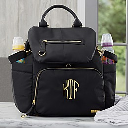 SKIP*HOP® Chelsea Downtown Chic Diaper Backpack Collection