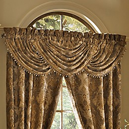 J. Queen New York™ Bradshaw Valance in Natural